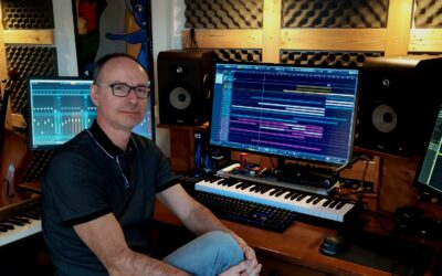 Interview with film composer Peter Hauser