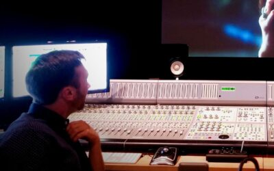 Meet Jonathan Coomes, sound mixer and sound designer in Hollywood
