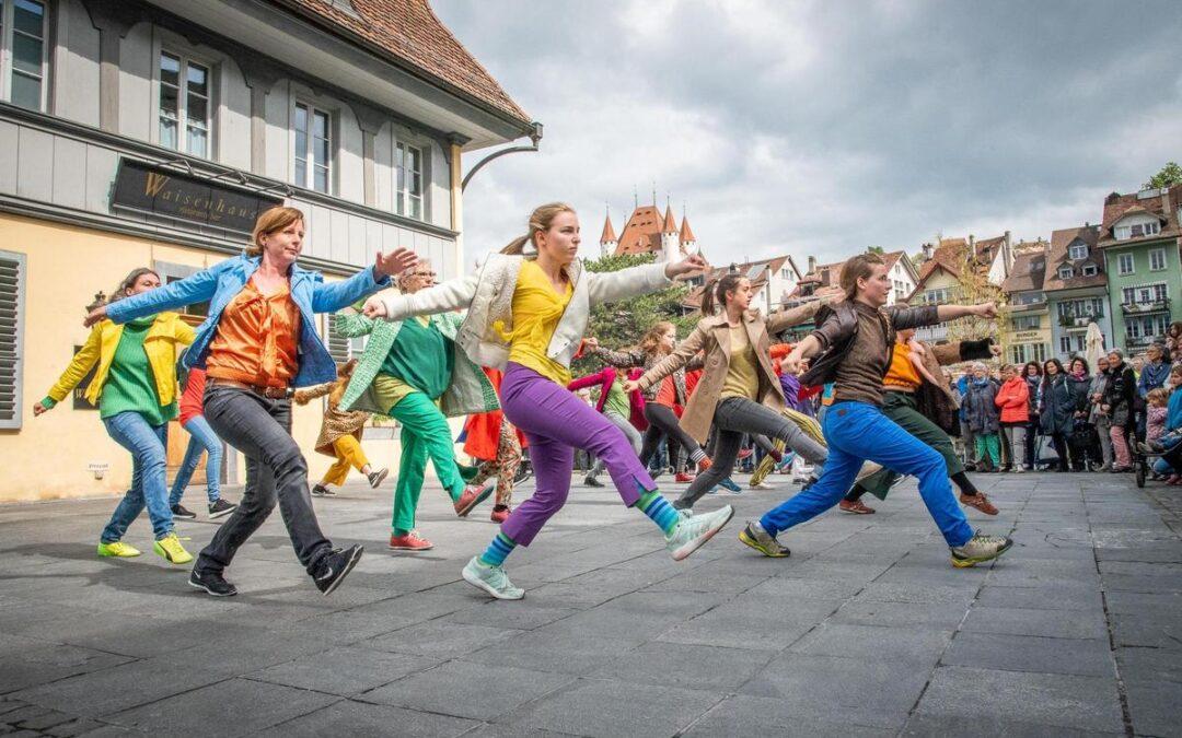 Epic Lab liefert die Filmmusik für das Thuner Tanzfest